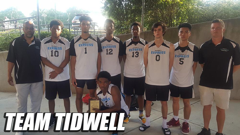 Congrats To Team Tidwell – Runner Up In Varsity Main Bracket