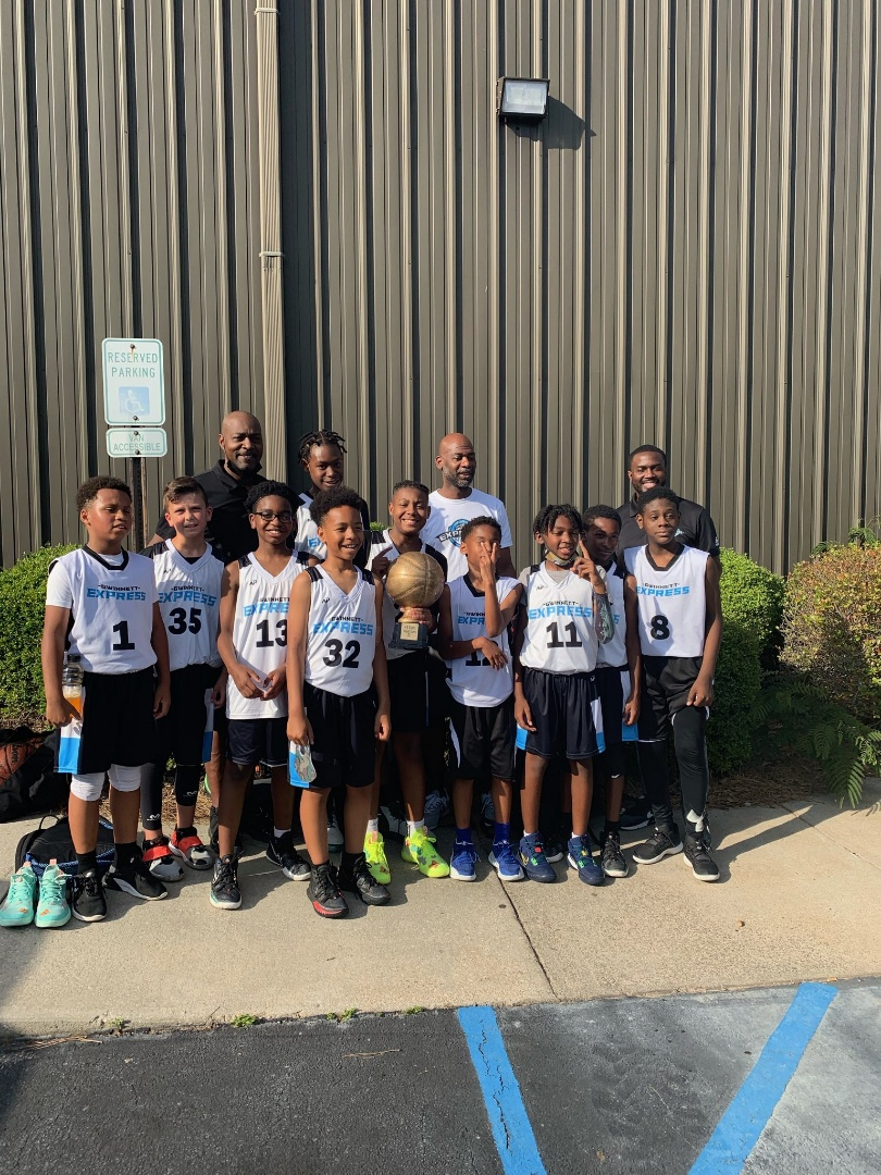 Congrats To 5th Grade Jackson Big Time Hoops Champions