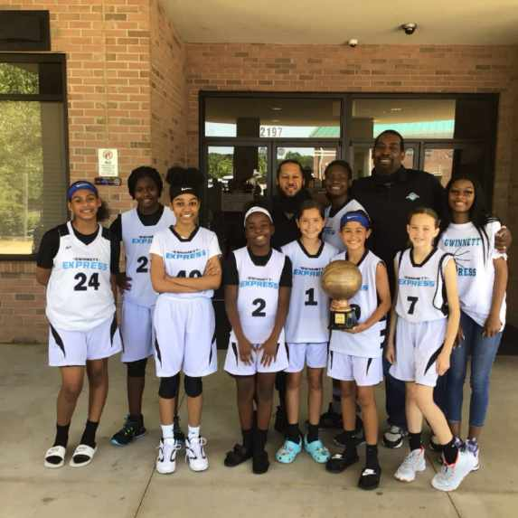 Congrats To 6th Grade Girls Big Time Hoops Champions