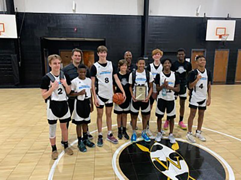 Congrats 9th Grade Boys Champion Southeast Superfest!